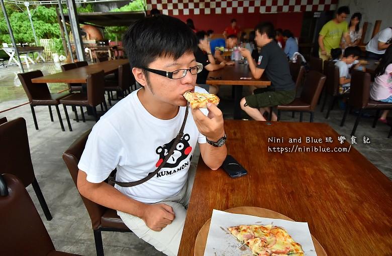 宜蘭安平冰店窯烤披薩DIY30