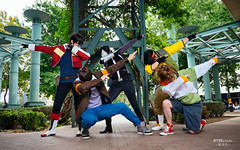 Keith, Lance, Shiro, Hunk & Pidge