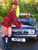 Leeds Halloween cosplay photoshoot