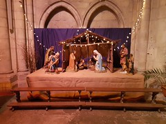 Crèche de la Cathédrale de Laon