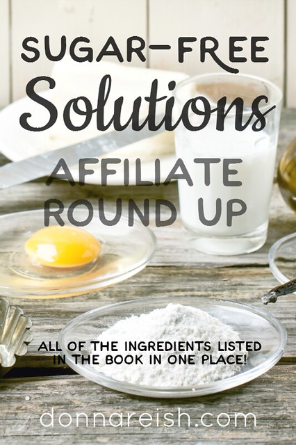 Sugar-Free Solutions Affiliate Round Up