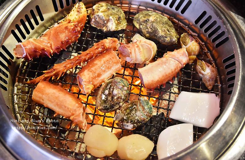 台中潼阪燒肉帝王蟹吃到飽推薦35