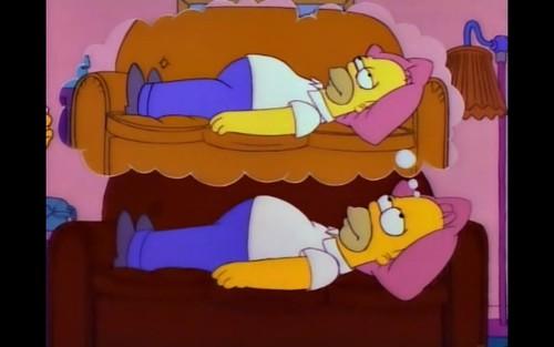 Homer retired