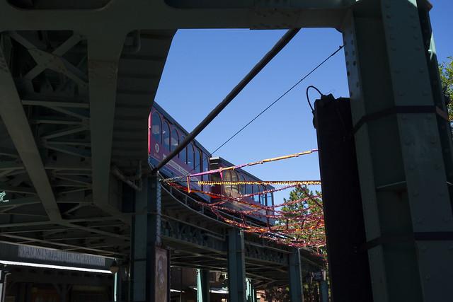 Tokyo DisneySea Electric Railway