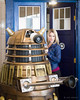 Daleks, Rose, & the TARDIS