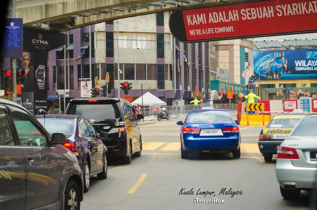 All around Kuala Lumpur