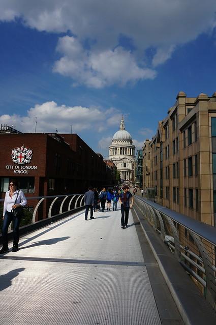 Millennium Bridge 0930