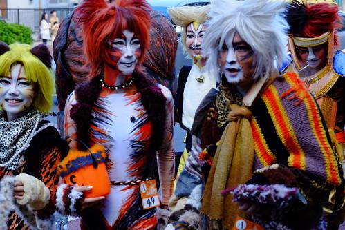 Kawasaki Halloween parade 2014 61