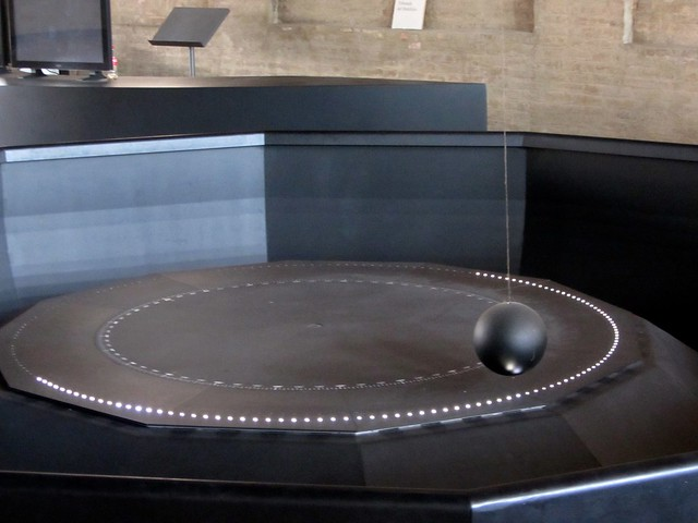 Pendulum at the Palace of Reason