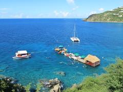 Little Bay from Fort Amsterdam, Philipsburg, St Maarten, Oct 2014