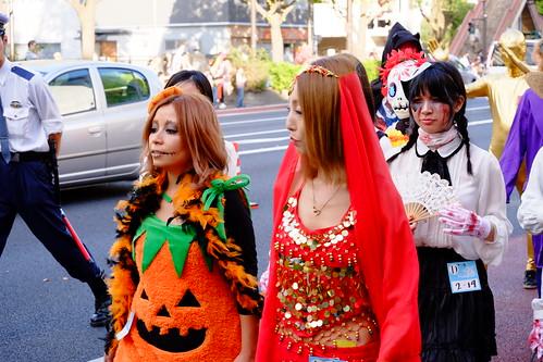 Kawasaki Halloween parade 2014 175