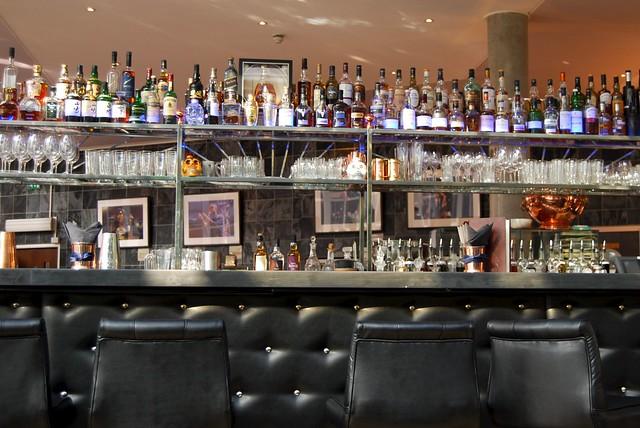 The bar at Roast, Borough Market