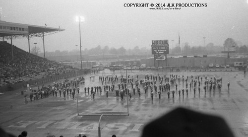 Tri-X Files 4_29.06a: Halftime in the Rain