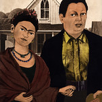 Tony Ortega; Mexican Gothic - rePOPulated: contemporary perspectives on pop art at the Arvada Center