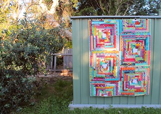 Out of the box quilt