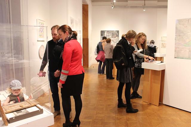 RISD in Rome exhibition