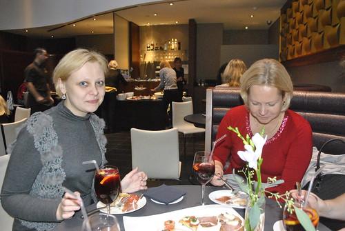 1st BritCham Ladies Night with ESPA Riga and Karen Millen