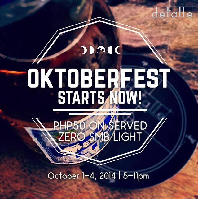 Detalle Oktoberfest