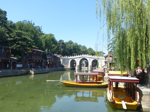 Beijing-Palais d'été-Rue Suzhou (2)