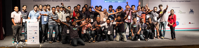 The team PyCon India