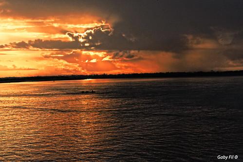 atardecer rainforest selva perú jungle ríos amazonas amazonia ocasos jungla selvaperuana amazonasperuano loretoperú ríopucate