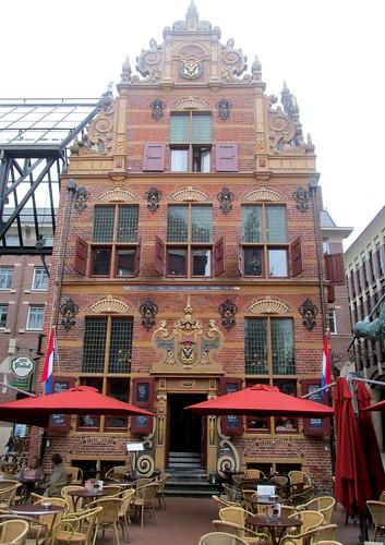 Groningen old building