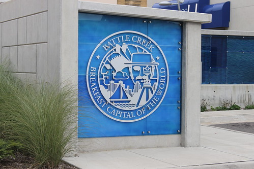 Downtown Battle Creek, Michigan - October 2-3, 2014