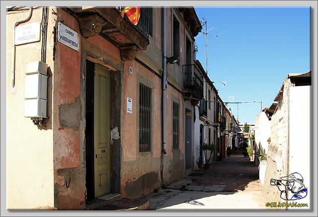 Calle d'Aigüafreda en Barcelona (14)