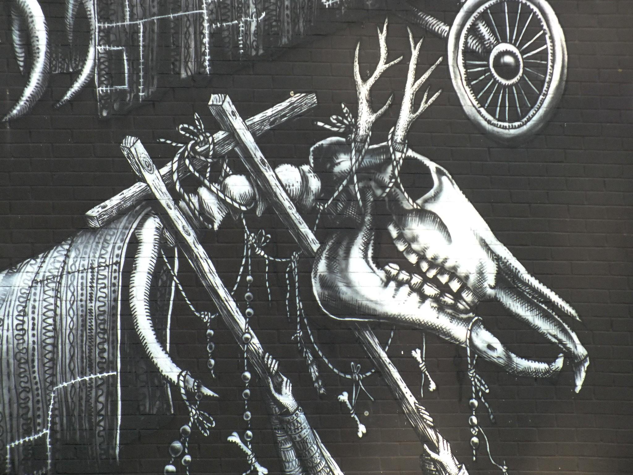 Empty Walls 2014:Phlegm