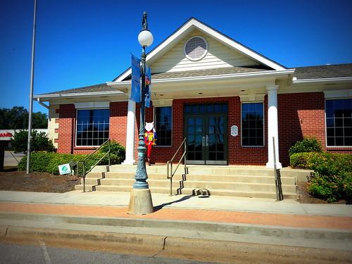 Bank in Butler, Alabama