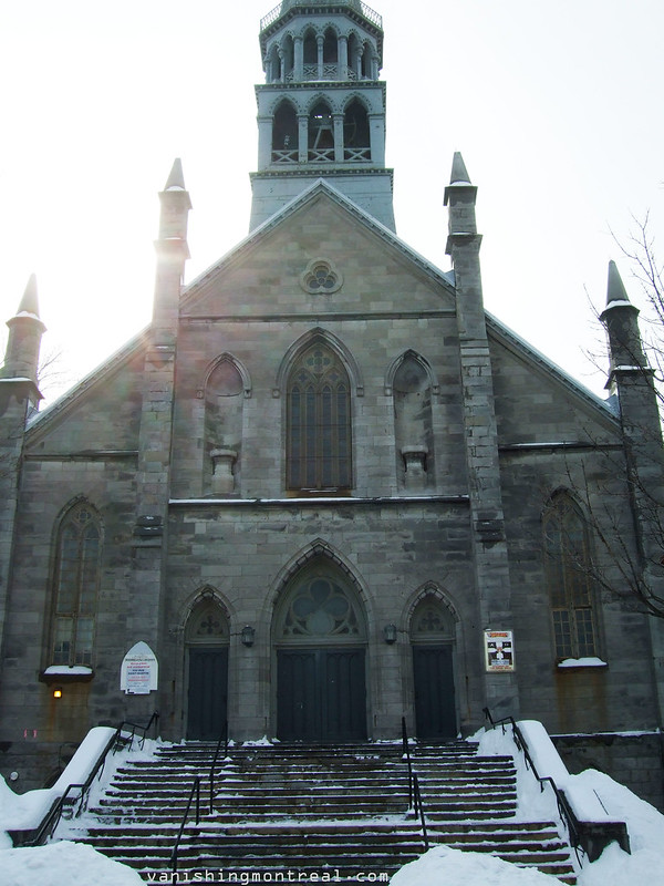 Saint-Joseph church on Richmond