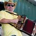Jamie Bergeron and the Kickin' Cajuns at the KBON Music Festival, Oct. 4, 2014