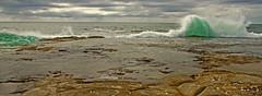 Yamba waves