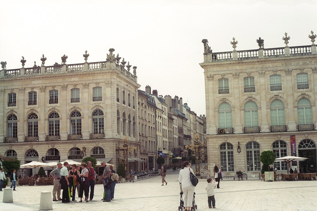 Nancy - Place Stanislas-16