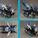 Solmathonia Alien starFighter no.3