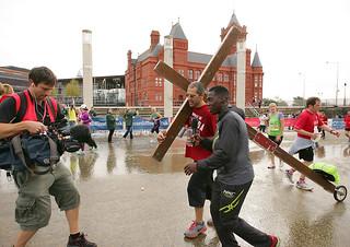05.1014 Cardiff Half Marathon -