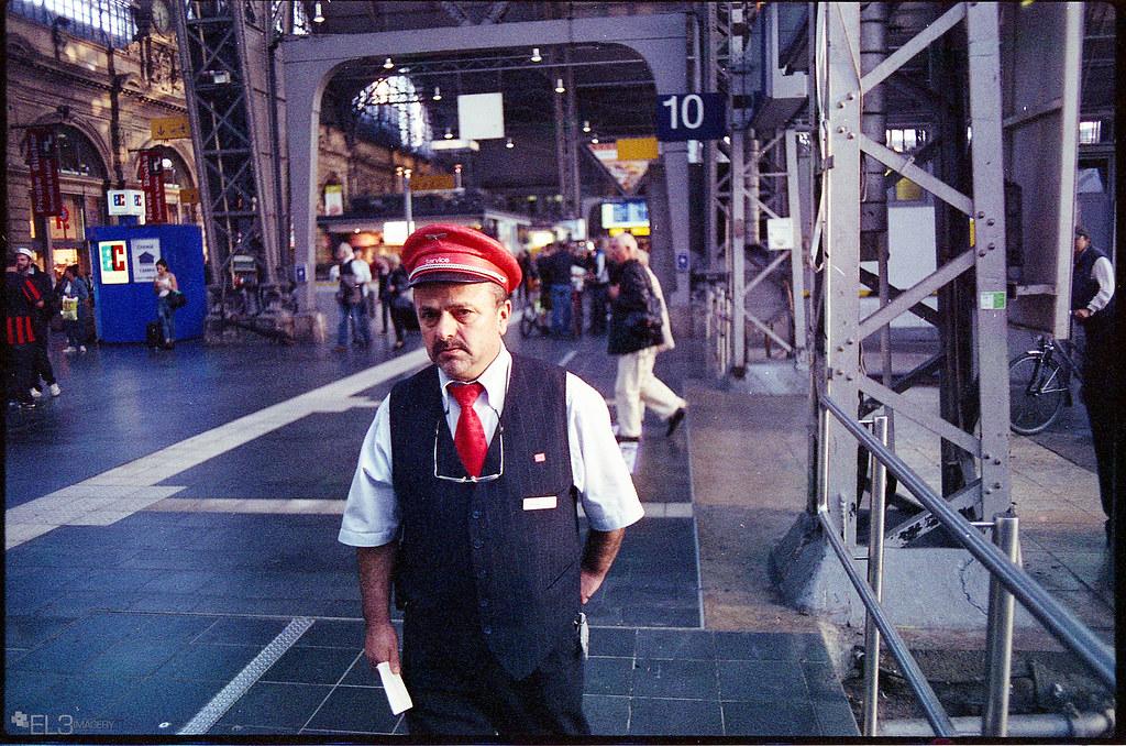 Train Worker