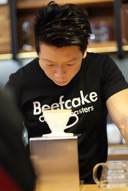 #猛男咖啡beefcake coffee