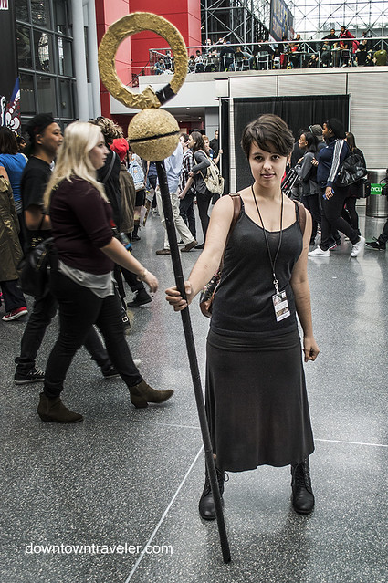 NY Comic Con 2014 Nico Minoru Runaways