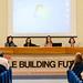 Greenaccord ha postato una foto:Napoli, Università Suor Orsola Benincasa.8-11 ottobre 2014.Foto di Emanuele Caposciutti | Greenaccord Press Office.