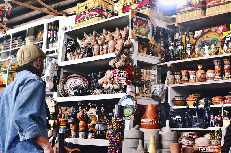 Cusco Market 2012