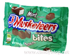 Mint 3 Musketeers Bites
