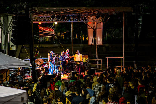 Kennedy Plaza Concert by GoProvidenceRI, via I {heart} Rhody