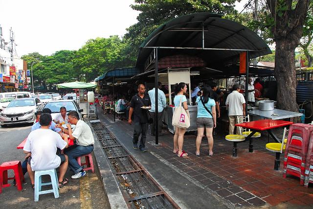 Anuar Bangsar Fish Head Corner