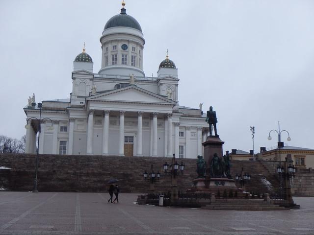 Helsinki - Catedral Tuomiokirkko