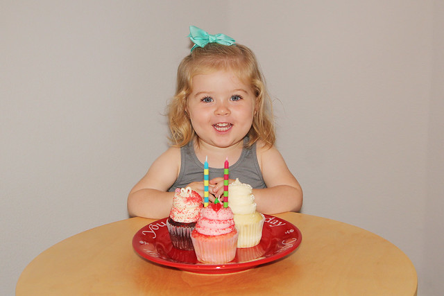 Harper's 2nd Birthday
