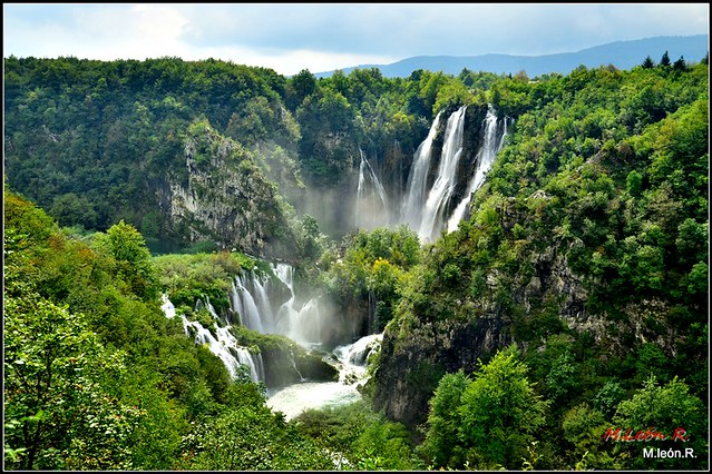 National Park Plitvice Lakes is the best known of the Croatian national parks. It is located in the region of Lika, a place where lakes, waterfalls and springs spectacularly beautiful alternate