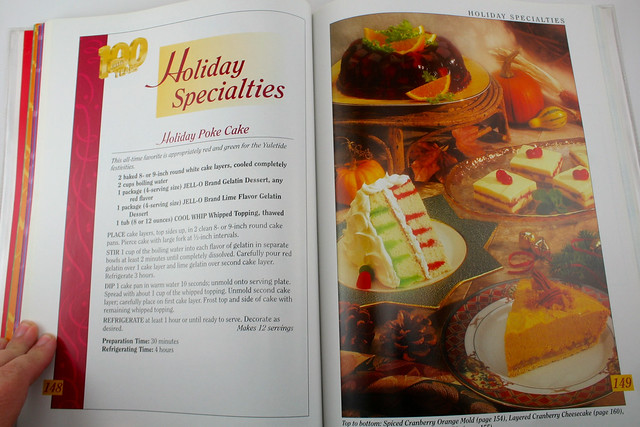 Jell-O Collection: 3 Cookbooks in 1 - 06