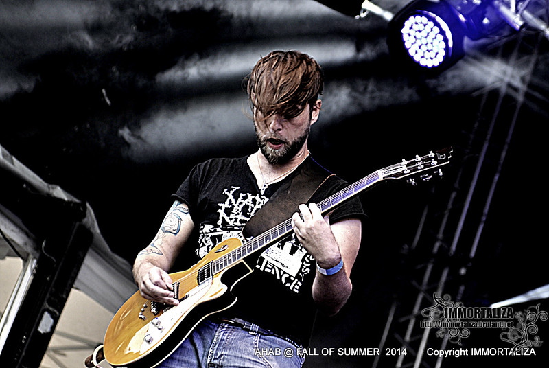 AHAB @ FALL OF SUMMER , Torcy France 5/6 septembre 2014  15404915059_5459f00535_c
