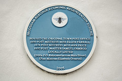 Photo of Blue plaque number 32910
